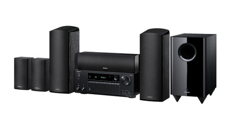 Onkyo HT-S7805 Dolby Atmos & DTS:X 5.1.2-Ch Speaker Package