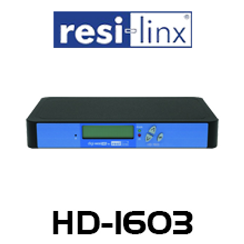 Resi-Linx HD-1603 DVBT Single Input HD Modulator