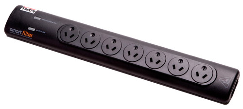 Thor D1/45B 7 Way Smart Universal Filter And Surge Protector