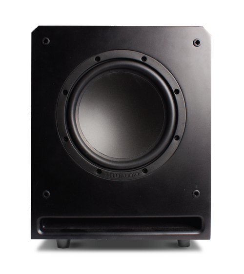 """TruAudio SS-10 10"""" 150W Front Mounted Slot Active Subwoofer"""