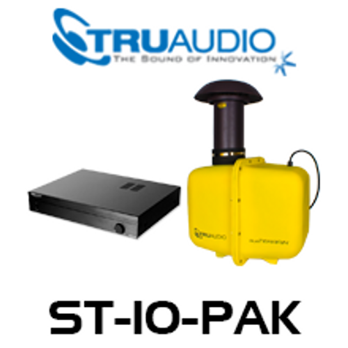 "TruAudio ST-10-PAK SubTerrain 10"" Underground Subwoofer With 350W Amplifier Package"