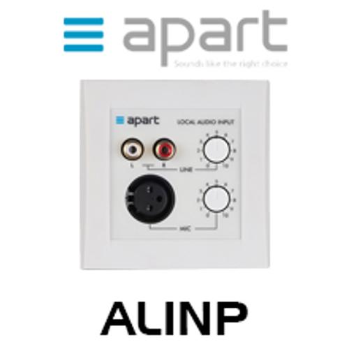Apart ALINP Active Local Input Panel