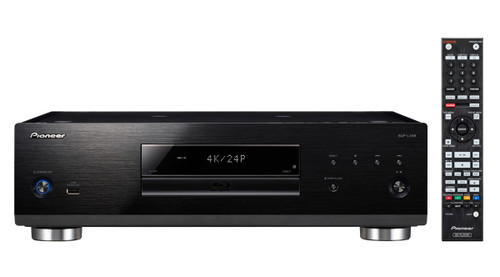 Pioneer BDP-LX88 Network 3D Blu-Ray SACD Player with 4K Upscaling