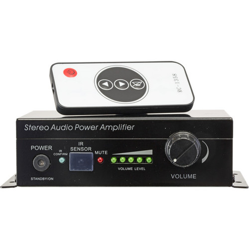 Pro.2 PRO1358 Stereo Audio Power Amplifier