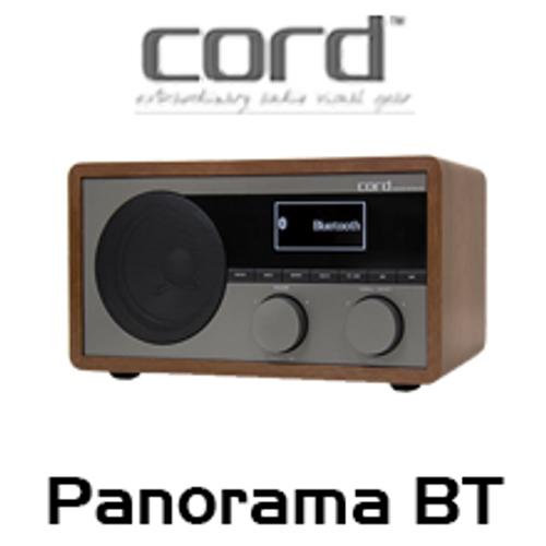 Cord Panorama BT Bluetooth / DAB+ / FM / DLNA / Internet Radio Desktop System