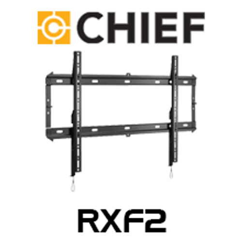 """Chief RXF2 X-Large 40-80"""" FIT Fixed TV Wall Mount"""