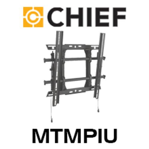 "Chief MTMP1U Medium 43-47"" Fusion Micro-Adjustable Portrait Tilt TV Wall Mount"