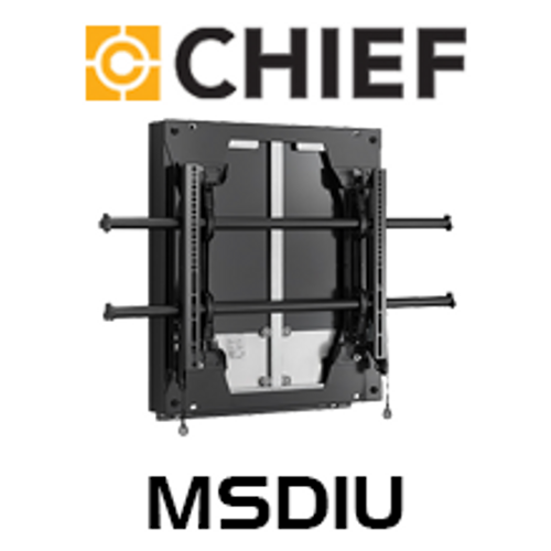 Chief Medium / Large Fusion Dynamic Height Adjustable TV Wall Mount