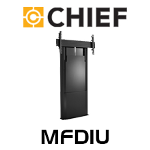 Chief Medium / Large Fusion Dynamic Height Adjustable Floor Stand