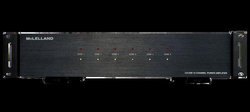 McLelland CA1250 6 Zone 12-Channel Multiroom Power Amplifier