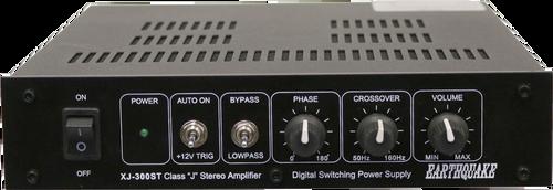 EarthQuake XJ-300ST 300W Class J Stereo Amplifier