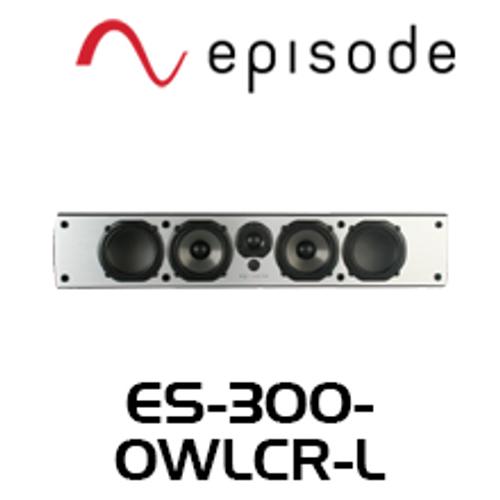 "Episode 300 Series Dual 3"" On-Wall LCR Speaker (Each)"