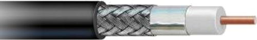 Doss LL-195 50 Ohm Coaxial Cable (100m)