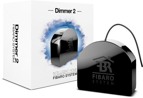 Fibaro Dimmer 2 Z-Wave Universal Dimmer