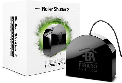 Fibaro Curtain Relay / Roller Shutter 2