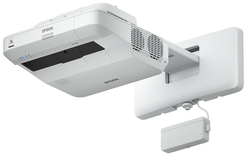 Epson EB-1450Ui 3800 Lumen WUXGA Interactive Finger Touch Ultra Short Throw LCD Projector