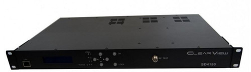 ClearView SD4250 Rack Mount SD Quad Modulator
