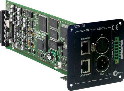 Dynacord RCM-28 Remote Control Module For PowerH Series Amplifiers