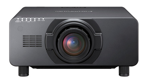 Panasonic PT-DZ16K2E Full HD 16,000 Lumen Quad Lamp 3-Chip DLP Projector