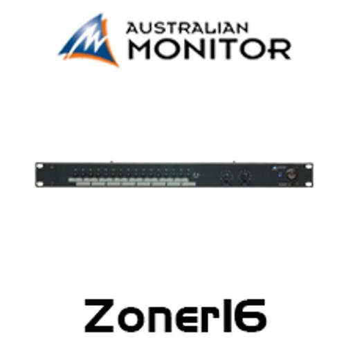 Australian Monitor Zoner16 16 Zone Paging System