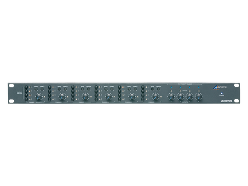 Australian Monitor ZRM4 6-Channel Zone Routing Mixer