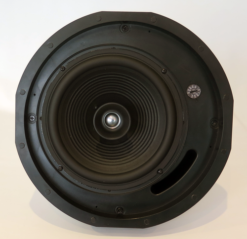 "Australian Monitor QF80CS 8"" 70/100V QuickFit Premium Coaxial In-Ceiling Speaker (Each)"