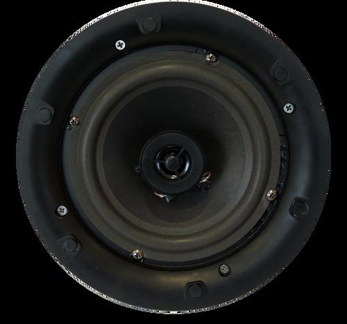 "Australian Monitor QFC6CS 6"" 70/100V QuickFit Coaxial In-Ceiling Speaker (Each)"