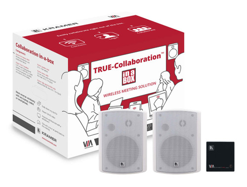 Kramer VIA-TCB TRUE-Collaboration In A Box Kit