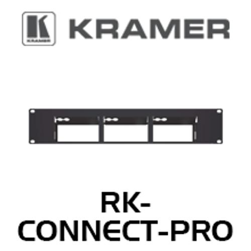 "Kramer 19"" Rack Adapter for VIA Connect Pro"