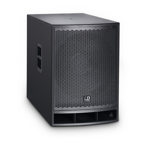 "LD Systems GTSUB18A 18"" 1600W Class-D Active PA Subwoofer"