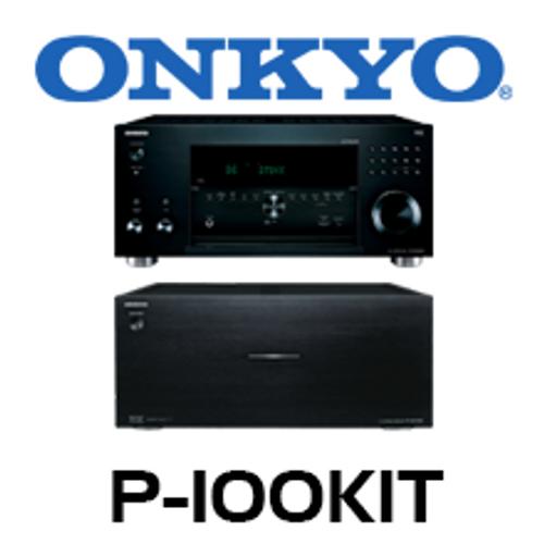 Onkyo PR-RZ5100 THX Pre-Amp + PA-MC5501 Amp Kit