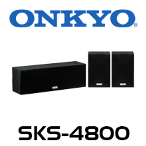 Onkyo SKS-4800 Centre & Surround Speaker Package