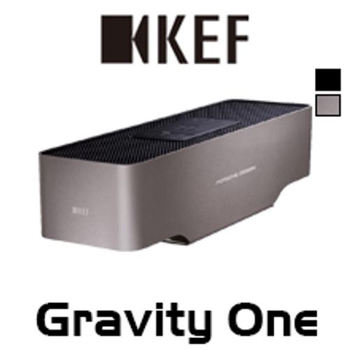 KEF Porsche Design Gravity One Portable Wireless Bluetooth Speaker