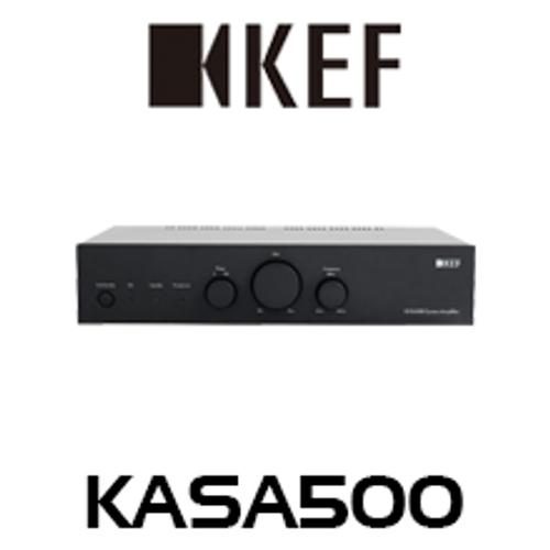 KEF KASA500 500W Subwoofer Amplifier