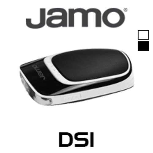 Jamo DS1 Splash-Resistant Bike Light Bluetooth Speaker w/ Mic