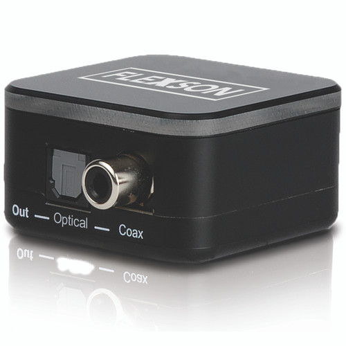 Flexson FLXC2O Digital Coaxial to Optical Converter for Sonos Soundbar