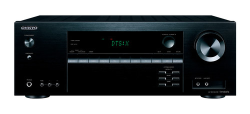 Onkyo TX-NR474 5.1-Channel DTS:X & Dolby Atmos 4K HDR Network A/V Receiver
