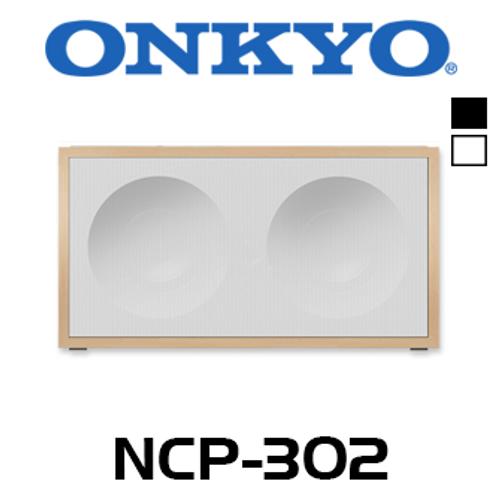 Onkyo NCP-302 Chromecast FireConnect Multiroom Wireless Speaker (Each)