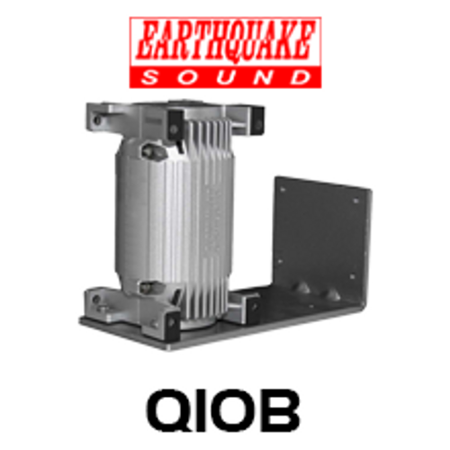 EarthQuake Q10B 1000W Tactile Transducer w/ Bracket