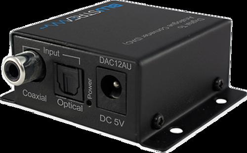 BluStream DAC12AU Digital to Analogue Converter