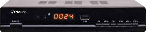 Dynalink Compact High Definition DVB-T Set Top Box