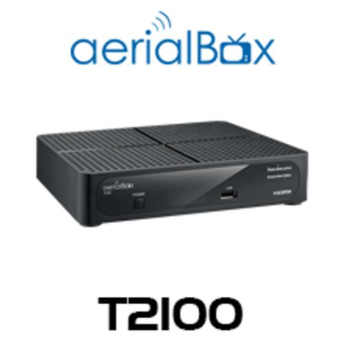 AerialBox T2100 FreeviewPlus DVB-T Tuner STB