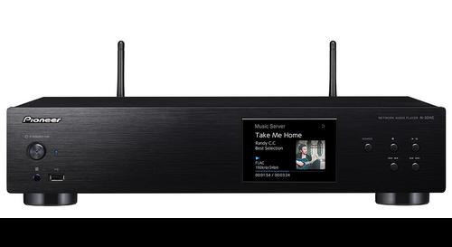 Pioneer N-30AE Network Audio Player