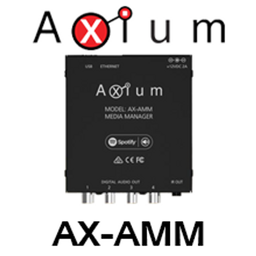 Axium AX-AMM Media Manager