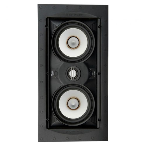 SpeakerCraft Profile AIM ATS3 Dolby Atmos Enabled In-Wall Speaker System