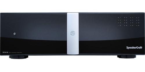 SpeakerCraft SC16-50 50W 16-Channel Bridgeable Power Amplifier
