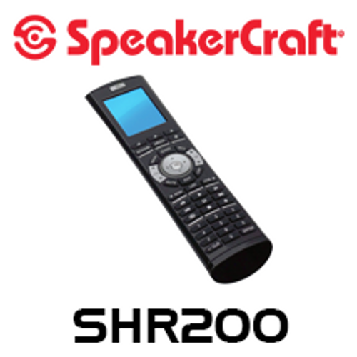 SpeakerCraft SHR200 IP Handheld Remote Control For Use With MRA-664