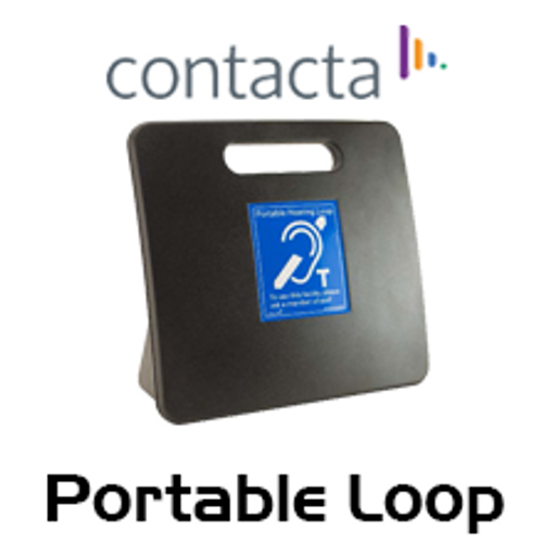 Contacta Portable 1 to 1 Hearing Loop Unit