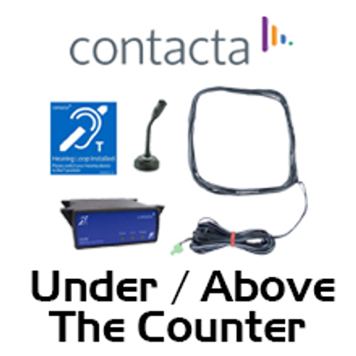 Contacta Under / Above Counter Loop Kit & Accessories