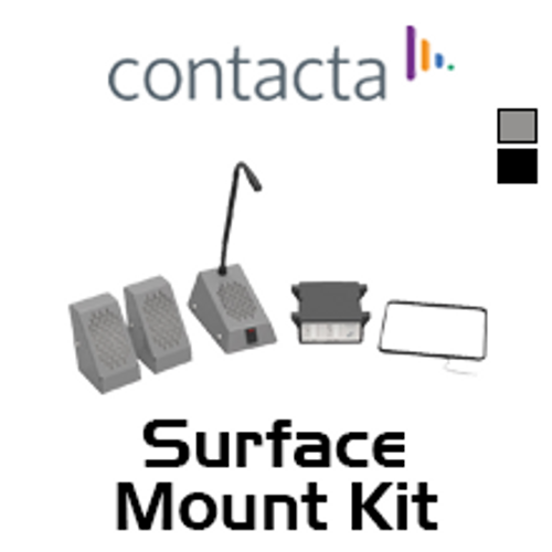 Contacta Surface Mount Speech System